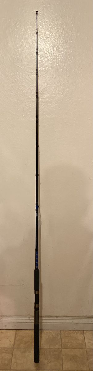 Shakespeare Medium / Heavy Action Fishing Rod for Sale in Montclair, CA