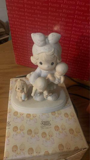 Precious moment figurine for Sale in TEMPLE TERR, FL