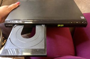 Sony DVD player for Sale in Mount Laurel Township, NJ