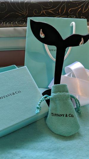 Tiffany & Co Elsa Peretti 925 Earings for Sale in McKeesport, PA