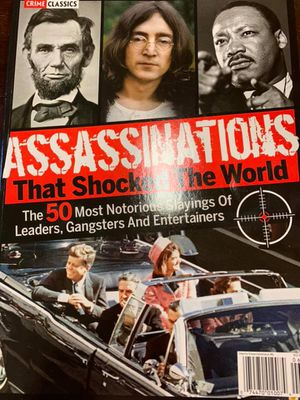 The AssassinationsBookThat Schocked The World for Sale in Lakeland, FL