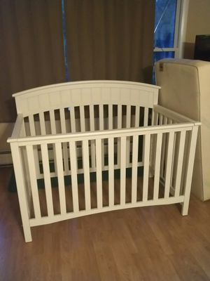 Crib and mattress for Sale in Exeter, ME
