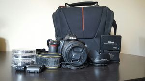 Nikon D3100 with 18-55mm lens for Sale in Shelton, CT