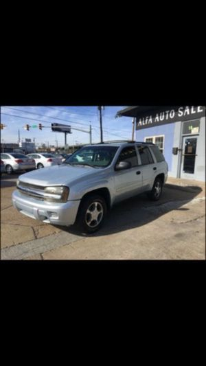 2007 Chevy trailblazer 135,000 miles rebuilt title $3000 Cash for Sale in Nashville, TN