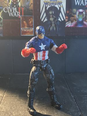 Marvel Universe The First Avenger Captain America for Sale in San Diego, CA