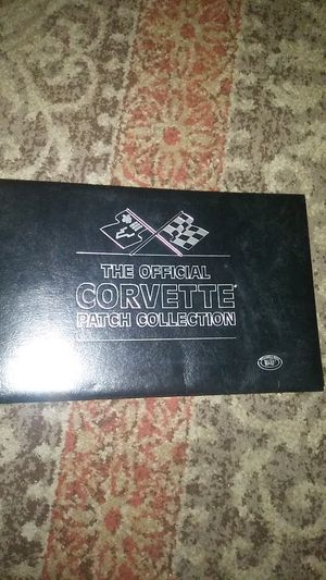 The official Corvette Patch collection for Sale in Lake Worth, FL