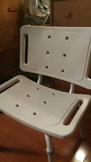 LIKE NEW SHOWER CHAIR for Sale in Denver, CO