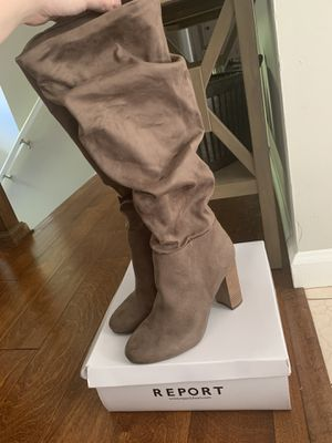 KNEE HIGH BOOTS for Sale in Ringgold, GA