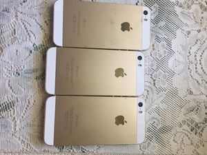 iPhone 5/5s/6 Unlocked $75-$199 for Sale in San Bernardino, CA
