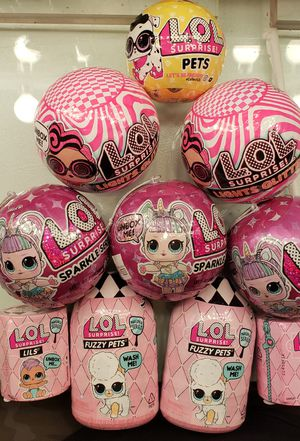LOL dolls Bundle for Sale in San Antonio, TX