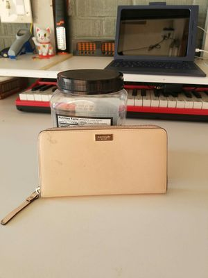 Authentic Kate Spade wallet (used) for Sale in Lincoln Acres, CA