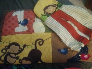 Crib bedding for Sale in Columbus, OH