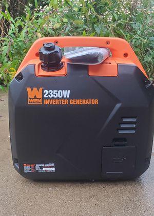 2350 Watt Inverter Generator for Sale in CARPENTERSVLE, IL