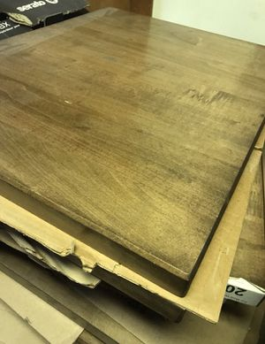 Butcher Block Restaurant Tables for Sale in Houston, TX