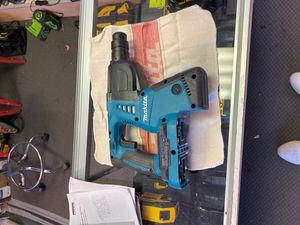 Makita 18-Volt X2 LXT Lithium-Ion (36-Volt) 1 in. Cordless SDS-Plus Concrete/Masonry Rotary Hammer Drill (Tool-Only) for Sale in GLENDALE, AZ