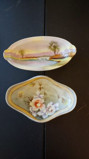 Vintage Nippon and Noritake Hand Painted Dishes for Sale in Greenville, SC