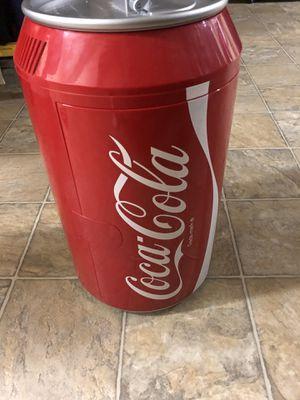 Coca Cola Mini Fridge for Sale in Dickinson, ND