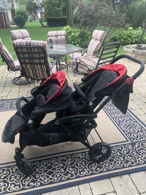 Contour Elite double stroller for Sale in Park Ridge, IL