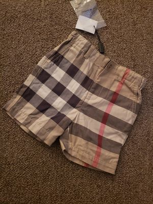 Burberry kid shorts for Sale in El Paso, TX