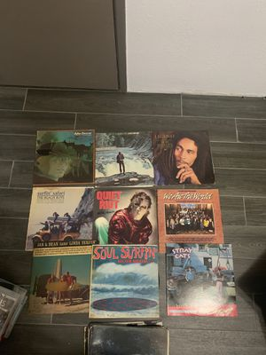 Vinyl Records (Message for Individual Pricing) for Sale in Covina, CA