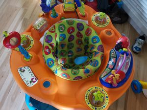 Abc baby exersaucer for Sale in Springfield, OR
