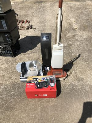 Assorted home appliances for Sale in Spartanburg, SC