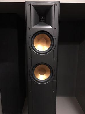 Klipsch Dual 5.25'' Two-Way Floorstanding Loudspeakers (PAIR) RF-15 for Sale in Las Vegas, NV