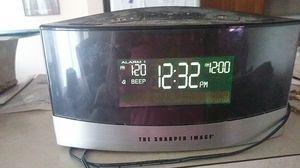 Sharper Image alarm clock for Sale in Dallas, TX