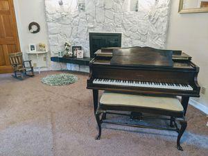 Monarch Baby Grand Piano for Sale in Tacoma, WA