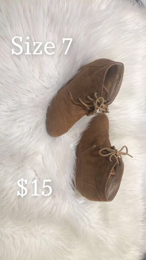 Khaki Boots for Sale in Dinuba, CA