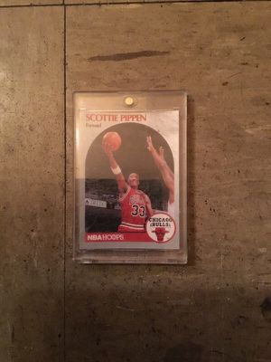 Classic basketball hoops card for Sale in New York, NY