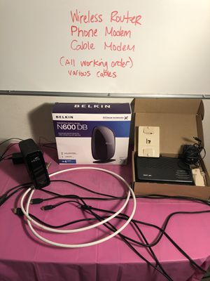 Modem & Router for Sale in Landisville, PA