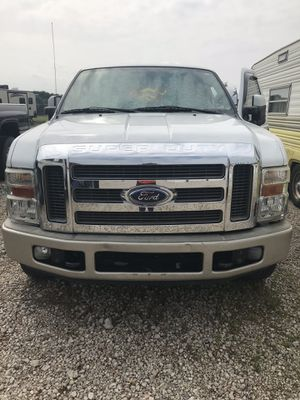 2008 Ford F-250 Super Duty King Ranch Edition *As-is* for Sale in Davenport, IA