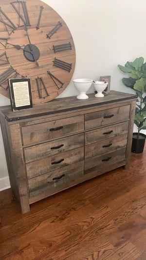 Wooden bedroom set for Sale in Nashville, TN