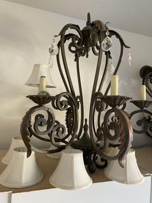2 Chandaliers for Sale in Palmdale, CA