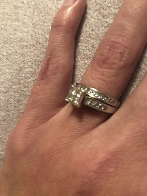 Wedding ring set for Sale in Billings, MT