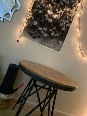 Industrial small space dining table for Sale in Arlington, VA