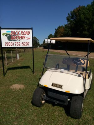 2009 EZGO Golf Cart for Sale in Gilmer, TX