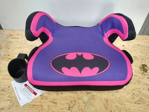 Kids embrace DC comics Batgirl booster seat for Sale in Murray, UT