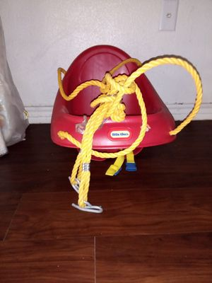 Little tikes swing for Sale in San Antonio, TX