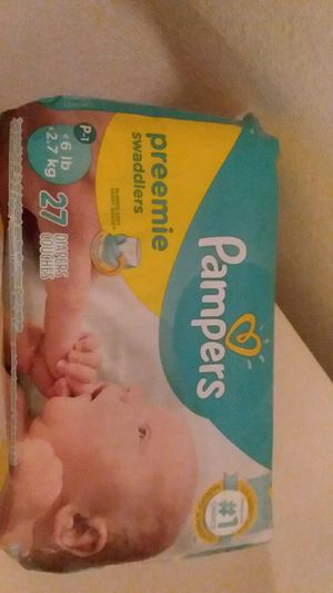 Pampers for Sale in Perris, CA
