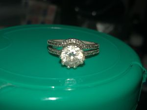 Sterling Silver Engagement Ring for Sale in Frisco, TX