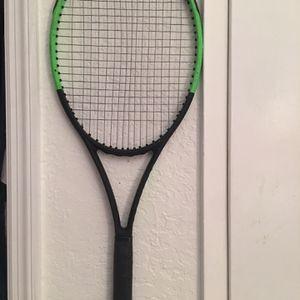 Wilson Blade 98 Tennis Racquet Racket for Sale in Boca Raton, FL