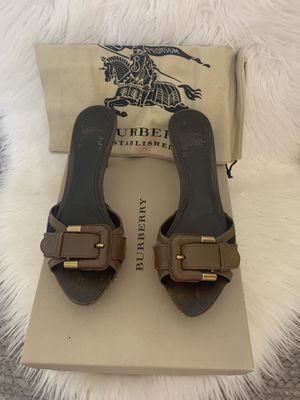 Burberry Sandals for Sale in San Diego, CA