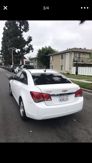 2014 Chevy Cruze for Sale in Garden Grove, CA