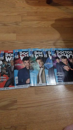 Doctor Who comics for Sale in Melbourne, FL