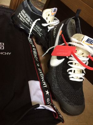Off-White Nike Vapors + Givenchy Shorts*(read details)* for Sale in UPPER ARLNGTN, OH