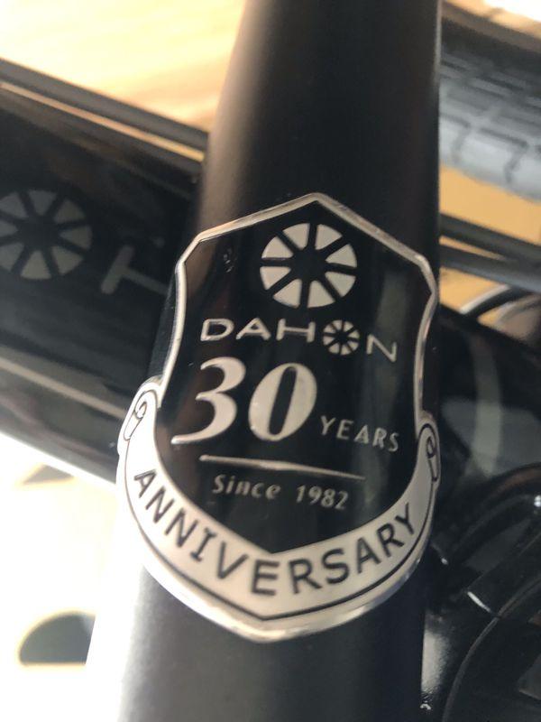 Dahon Folding 30th Anniversary Folding Bike