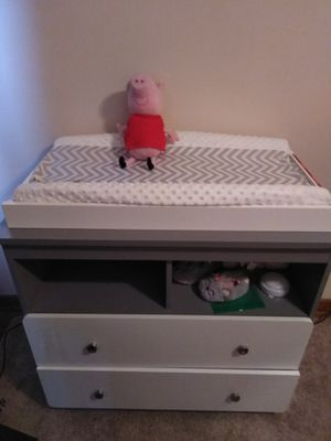 Baby changing table. for Sale in Aliquippa, PA