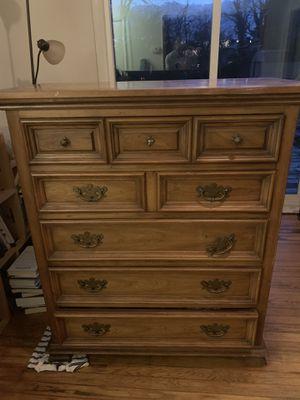 Very nice dresser for sale for Sale in Charlottesville, VA